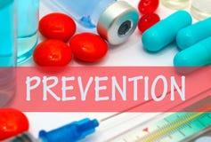prevenção fotografia de stock