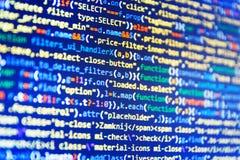 Prevención del pirata informático de la seguridad de Internet fotografía de archivo