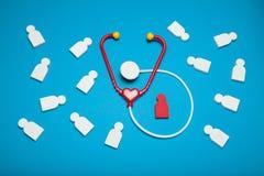 Prevention heart disease, cardiac children health concept.  royalty free stock photo