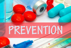prevention Stock Photography