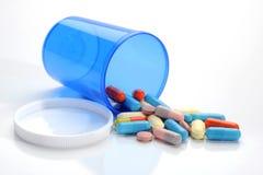 Preventivpillerar arkivfoton