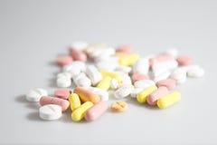 Preventivpillerar Royaltyfria Foton