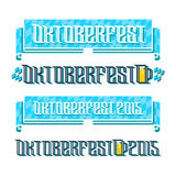 Preview on Oktoberfest Stock Images