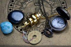 Previsão do futuro com a astrologia foto de stock royalty free