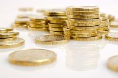 Previsões financeiras Imagem de Stock