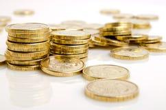 Previsões financeiras Fotos de Stock Royalty Free