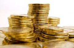 Previsões financeiras Fotos de Stock