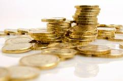 Previsões financeiras Fotografia de Stock
