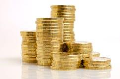 Previsões financeiras Imagem de Stock Royalty Free