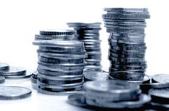 Previsões financeiras Foto de Stock