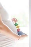 Previsione del neonato Immagine Stock
