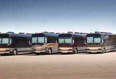 Prevost Busse Stockbild