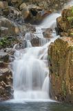 Prew waterfall, Beautiful waterfall in national park Chanthaburi, Thailand.  stock photography