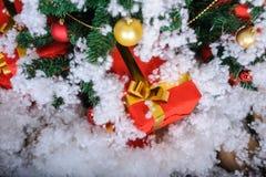 prezentów na święta w Fotografia Royalty Free