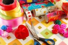 prezentów target45_1_ Fotografia Royalty Free