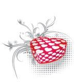 prezentów valentines royalty ilustracja
