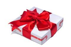 Prezent dla wakacje nowy rok, boże narodzenia, wielkanoc, urodziny, a Zdjęcia Stock