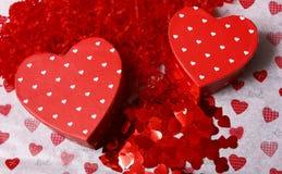 prezent miłość Fotografia Royalty Free