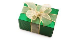 prezent zieleń obraz royalty free