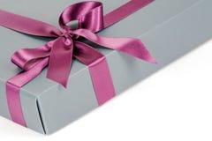 Prezenta pudełko Zdjęcia Royalty Free