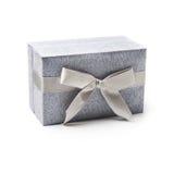 Prezenta pudełko z biżuterią Zdjęcie Royalty Free