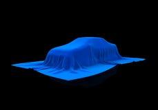 Prezentacja Nowy samochód Obrazy Stock