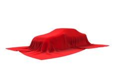 Prezentacja Nowy samochód Obraz Royalty Free