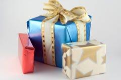 prezenty świąteczne Obrazy Royalty Free