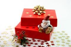prezenty świąteczne zdjęcia royalty free