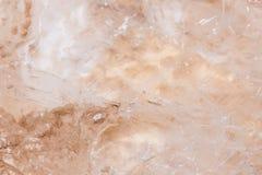 Prezioso minerale rosa della pietra preziosa di Marienglas del gioiello bianco della gemma Immagine Stock Libera da Diritti