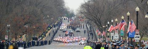 Prezydencka inauguracja Donald atut Obrazy Royalty Free