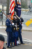 Prezydencka inauguracja Donald atut Zdjęcie Royalty Free