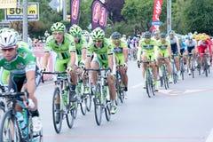 Prezydencka kolarstwo wycieczka turysyczna Turcja 2014 Obrazy Stock