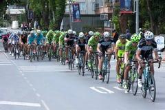 Prezydencka kolarstwo wycieczka turysyczna Turcja 2014 Zdjęcie Stock