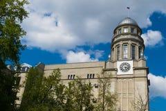 Prezydencki administracja budynek Obrazy Royalty Free