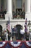Prezydent George W. Bush Fotografia Royalty Free