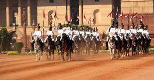 Prezydenta Ochroniarz, India - obrazy royalty free