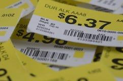 prezzi Immagine Stock Libera da Diritti