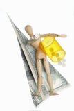 Prezzi molto in alto di prescrizione Fotografie Stock