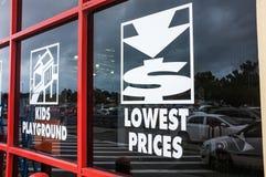 Prezzo più basso Immagini Stock Libere da Diritti