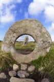 Prähistorisches Ergiebigkeit-Symbol Lizenzfreie Stockfotos