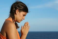 prière Photos libres de droits