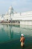 Prière de Sikhs Image libre de droits