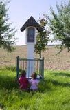 Prière des soeurs pour Ann sainte Image stock