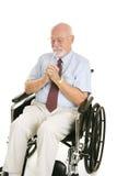 Prière pour la guérison Photo libre de droits