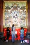 prières photo libre de droits