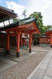 Prières de temple Photos libres de droits