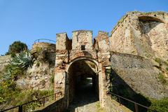 Priamar Fortress Stock Photography
