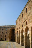 Priamar Fortress Royalty Free Stock Photography