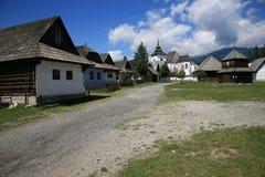 Pribilina, Eslovaquia Fotos de archivo